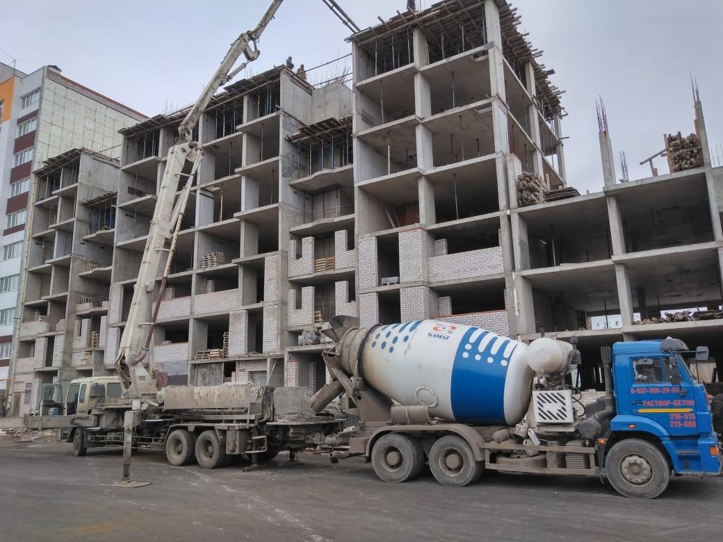 тд бетон стерлитамак
